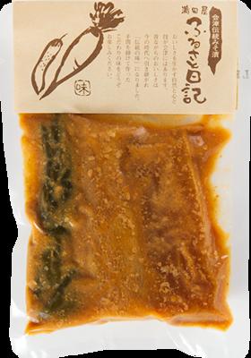 会津伝統みそ漬 ふるさと日記(大根、胡瓜)200g