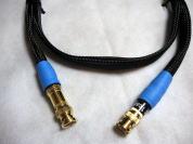 10段ラダーデジタルケーブル BNC→BNC 1.5m