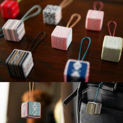 博多織鈴箱手作りキット(3個入り)