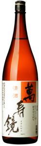 日本酒 萬寿鏡 清酒 1800ml