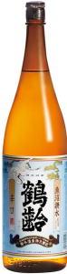 日本酒 鶴齢 辛口 1800ml