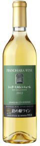 果実酒 岩の原ワイン レッド・ミルレンニューム 2012 白