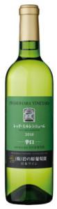 果実酒 岩の原ワイン レッド・ミルレンニューム 2017 白 辛口 720ml