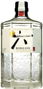 ジャパニーズクラフトジン サントリー ROKU(ロク)(化粧箱入)700ml