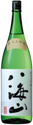 日本酒 八海山 純米大吟醸