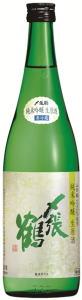 日本酒 〆張鶴 純米吟醸生原酒 720ml