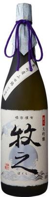 日本酒 鶴齢 牧之 大吟醸  720ml(化粧箱入)