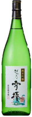 日本酒 越乃雪椿 純米吟醸 花