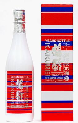 日本酒 鶴齢 イヤーズボトル     2020/21 720ml
