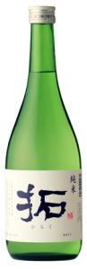 日本酒 金鶴 純米 拓(ひらく)720ml