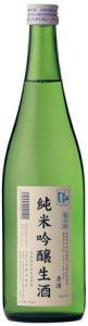 日本酒 金鶴 純米吟醸生酒 720ml