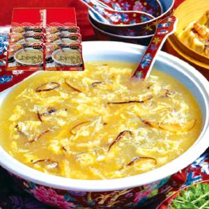 745 気仙沼産ふかひれスープ
