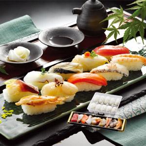 731 寿司10種3人前セット