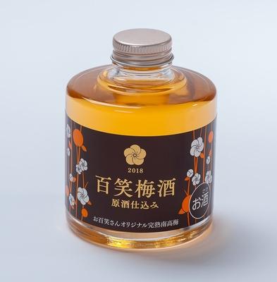 百笑梅酒185ml