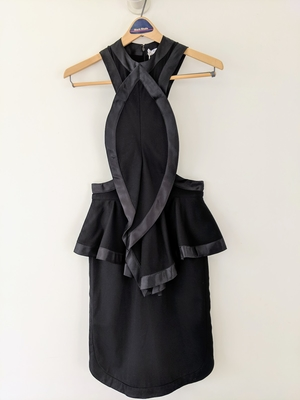 Givenchy black dress