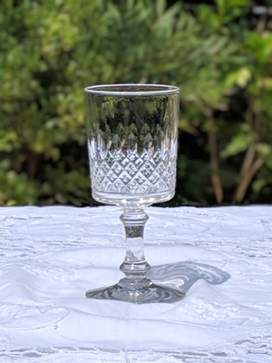 Baccarat Liqueur Glass 6客セット