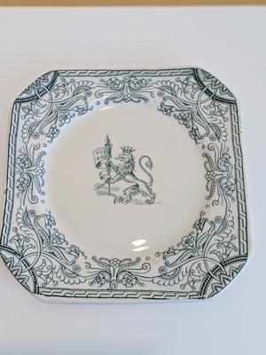 1800年代 French Plate