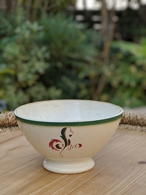 French Cafe au lait Bowl