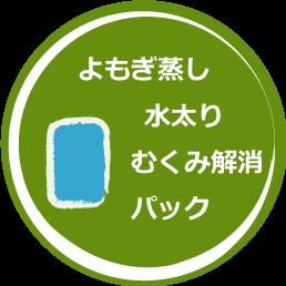 """""""水太りむくみ解消パック"""""""