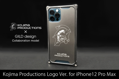 Kojima Productions Logo Ver. for iPhone 12 Pro Max