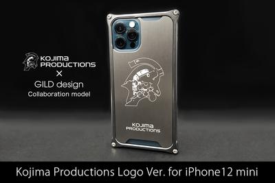 Kojima Productions Logo Ver. for iPhone 12 mini