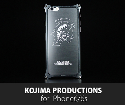 Kojima Productions  for iPhone6/6s