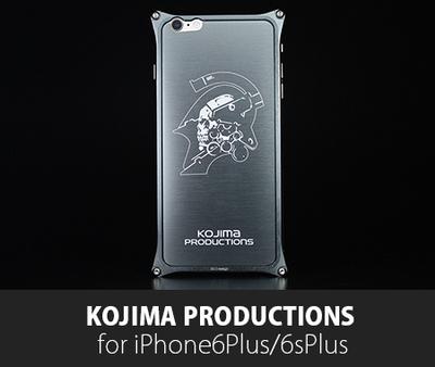 Kojima Productions  for iPhone6Plus/6sPlus