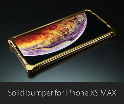 ソリッドバンパー for iPhone XS MAX