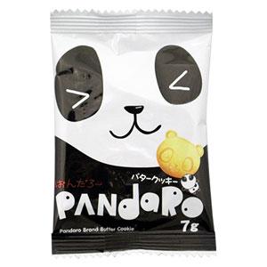 パンダロー バタークッキー 24入り