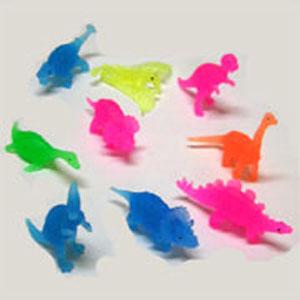 フローティング恐竜 100入り