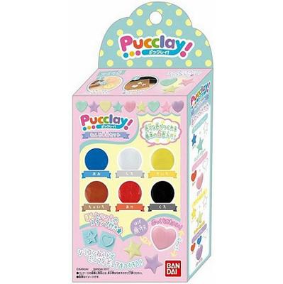 Pucclay!(ぷっクレイ)ねんど単品セット