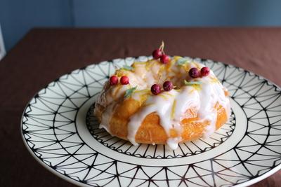 ウイークエンドシトロン(レモンのケーキ)