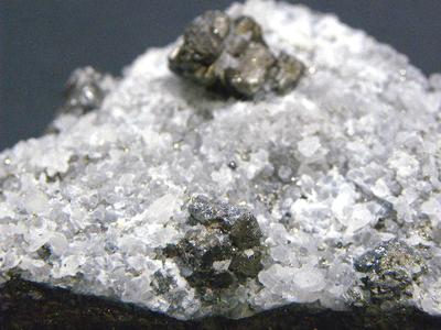 車骨鉱・Bournonite
