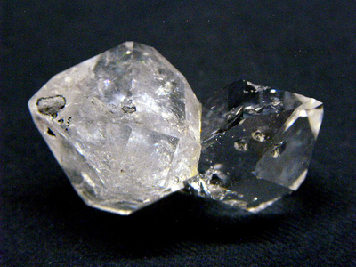 水晶・Rock Crystal(ハーキマーダイヤ)