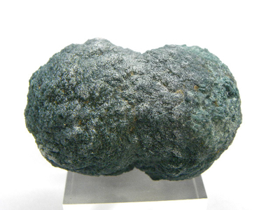 束沸石・Stilbite 「セラドン石入り」
