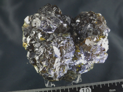 JKM11 閃亜鉛鉱・Sphalerite「べっ甲亜鉛」 秋田県小坂鉱山