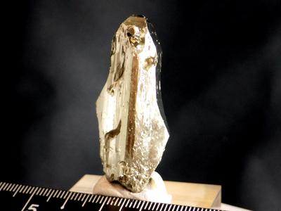 JKM15 柱状黄鉄鉱・Pyrite 秋田県花岡鉱山