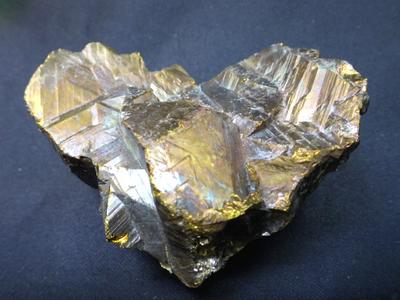 JKM63 黄銅鉱・Chalcopyrite 秋田県小坂鉱山