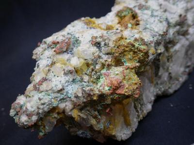 JKM76 自然銅・Native Copper 秋田県荒川鉱山