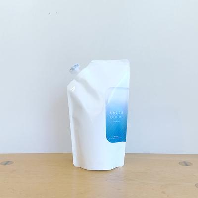 【季節の石鹸】スッキリミントの香る泡時間 | 雪加リキッドソープ(ハンド&ボディ用) | G清涼の香り(lot.2007)