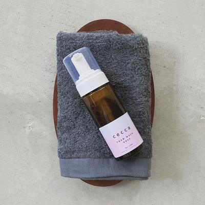 ローズ水と美容成分の泡で洗顔 | 雪加 洗顔用泡ソープ(ローズ) | (lot.2010)