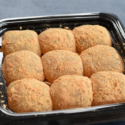 【西蕨粉20%使用】お菓子処たかはし 手練り 西わらび餅(スタンダード)