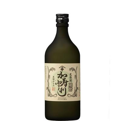 加寿登利焼酎 黒麹仕込 720ml瓶