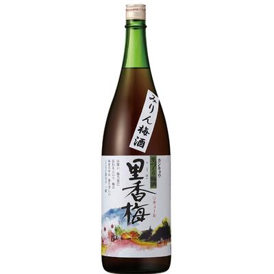 甘強 里づくり梅酒 里香梅 1.8L瓶