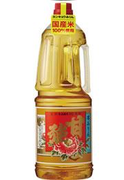 甘強本みりん 1.8L手付きペットボトル
