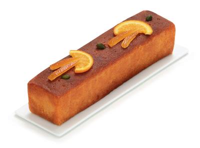 パウンドケーキオレンジ