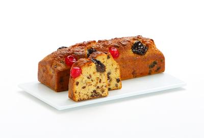 パウンドケーキフルーツケーキ