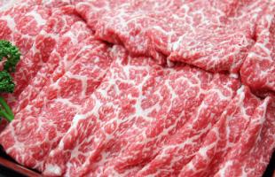 青森県産田子牛カタ肉 すきやき用 500g