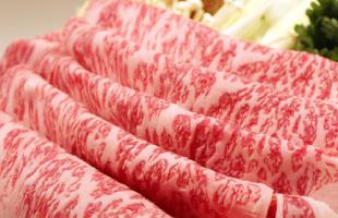 青森県産田子牛サーロイン 特上すきやき用 500g