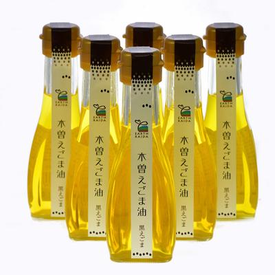 木曽えごま油セット(6本)